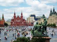One-day tour of Moscow