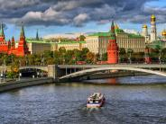 Three-days tour of Moscow