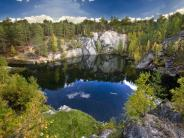 Tour to Bazhov's Places Nature Park