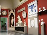 Tour, Museum, fine, arts, Pushkin