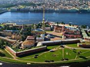 Excursion to the Peter and Paul Fortress (the history of the founding of the city)