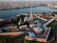 Excursion to the Peter and Paul Fortress (the history of the founding of the city) (by car)
