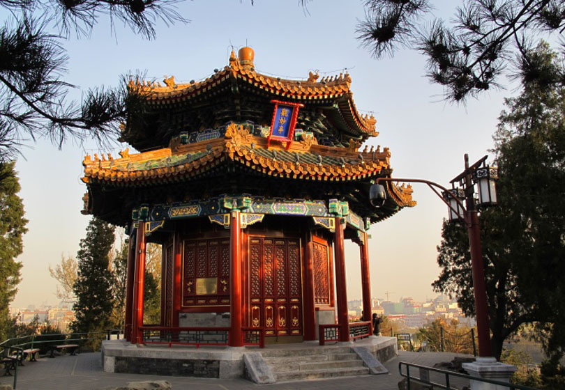 Tour to to Jingshan Park and Hutong