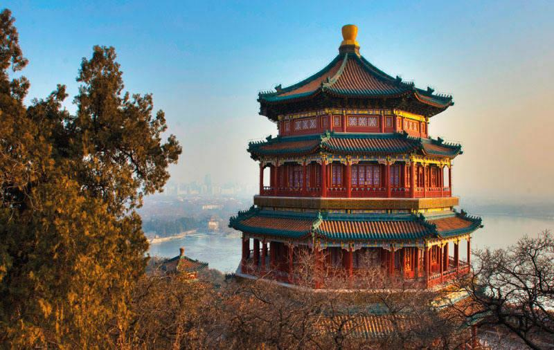 Tour to the Summer Palace and the Olympic Park