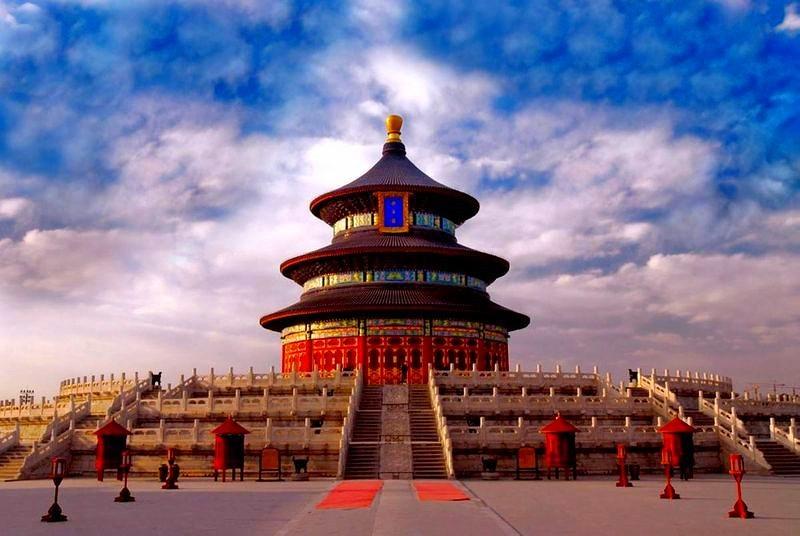 Tour al Templo del Cielo y al Mercado de las Perlas (Hongqiao)