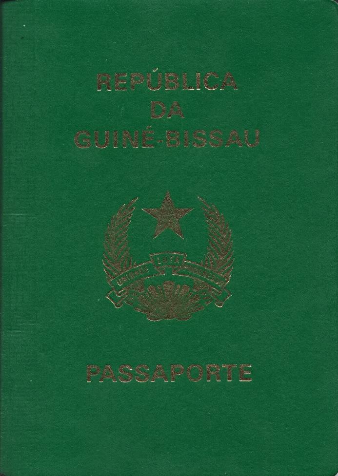 Паспорт Гвинеи-Бисау