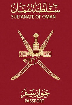 Omani passport