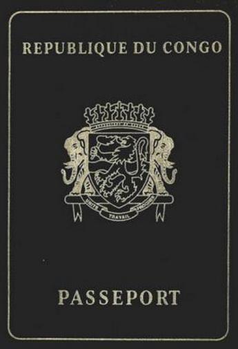 DRC passport