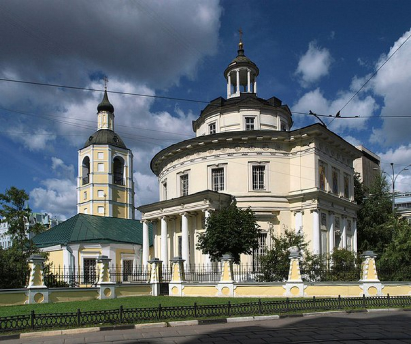 Church of Metropolitan Philip - photo of russia