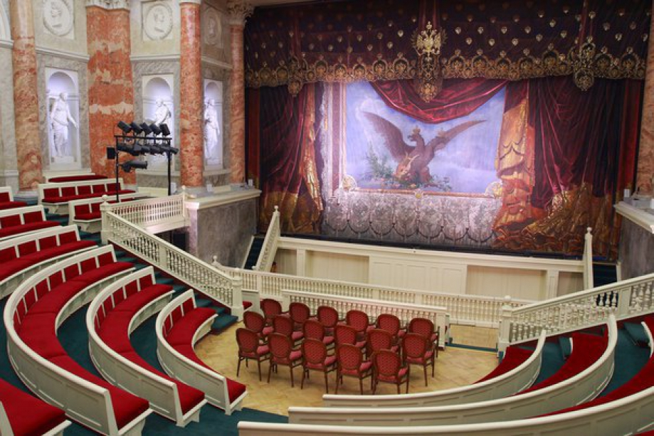 Hermitage Theatre - photo of russia