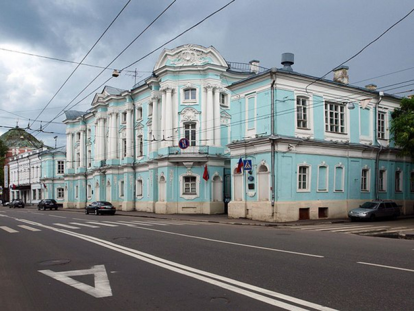 House Apraksin-Trubetskoy - photo of russia