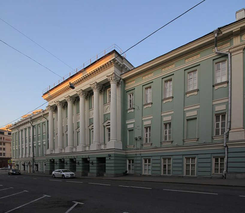 House of Unions - photo of russia