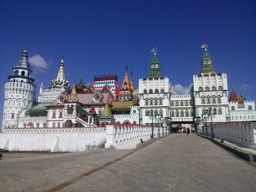 Izmailovo Kremlin - photo of russia