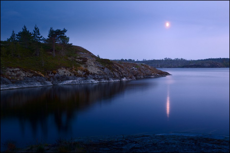 Ladoga Lake - photo of russia