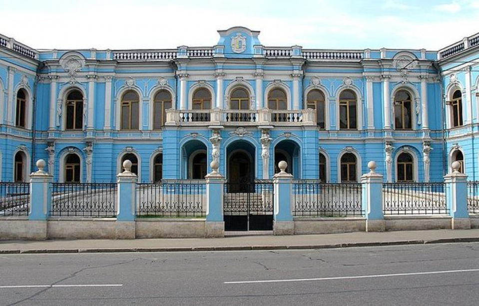 Manor Chertkovs - photo of russia