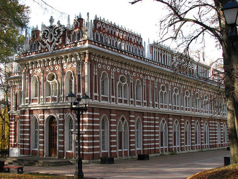 Middle Palace (Opera House) - photo of russia