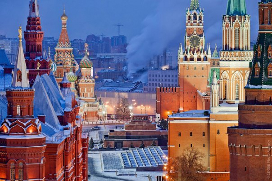 Moscow Kremlin - photo of russia