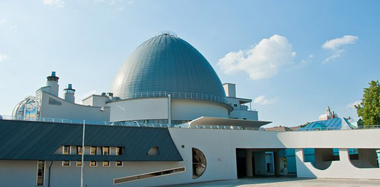 Moscow Planetarium - photo of russia