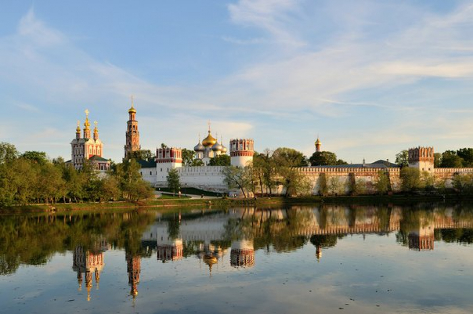 Novodevichy convent - photo of russia