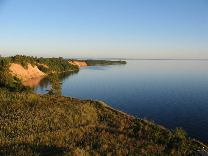 Onega Lake - photo of russia