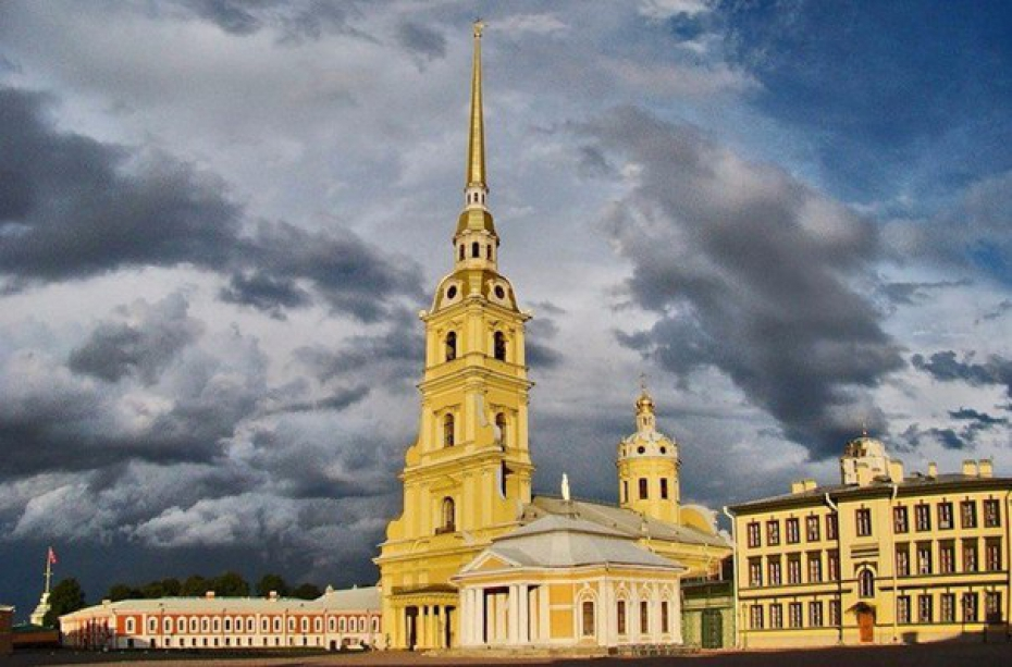 Peter and Paul Cathedral - photo of russia
