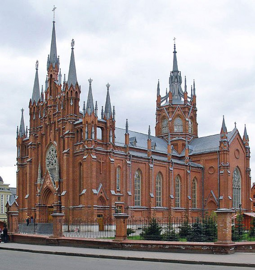 Roman Catholic Cathedral of the Immaculate Conception of the Blessed Virgin Mary - photo of russia