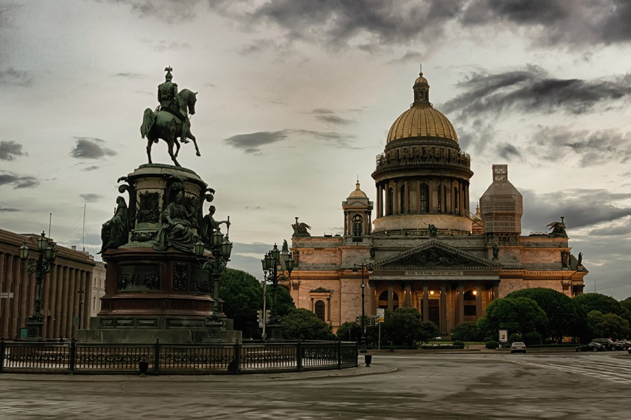 Saint Isaac's Cathedral - photo of russia