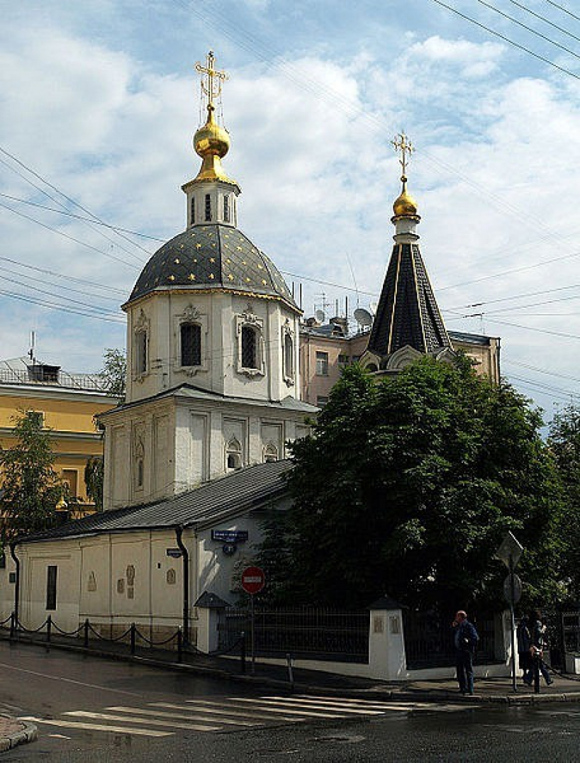 Small Church of the Ascension - photo of russia