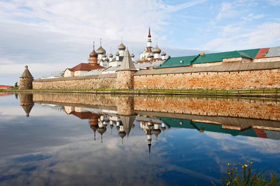 Solovetsky monastery - photo of russia