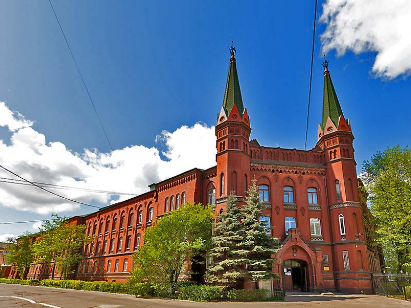 St George's Hospital in Kaliningrad - photo of russia