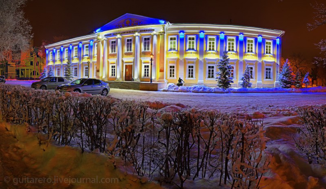 St. Petersburg winter - photo of russia