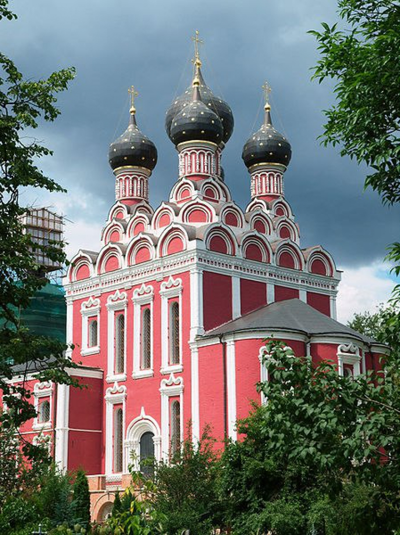 Temple of Our Lady of Tikhvin - photo of russia