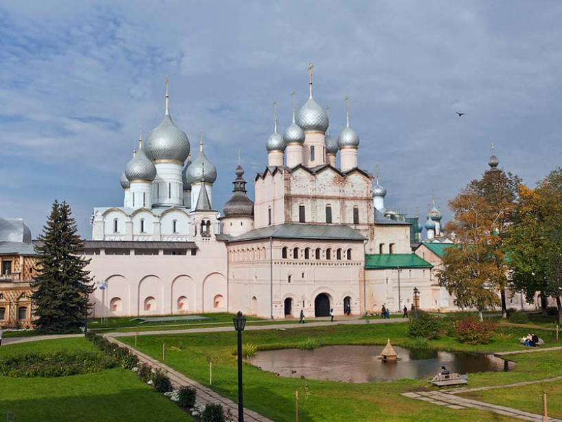 "The State Museum ""Rostov Kremlin"" - photo of russia"
