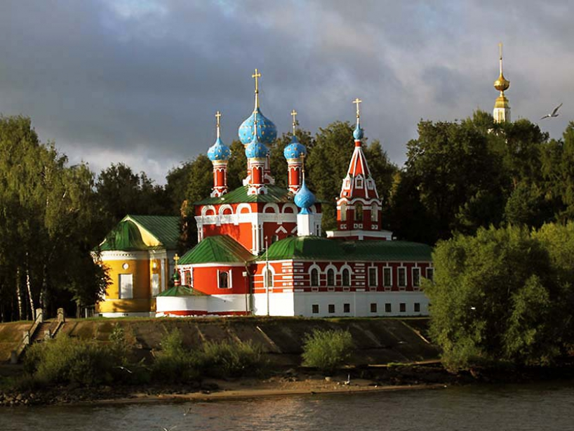 Uglich Kremlin - photo of russia