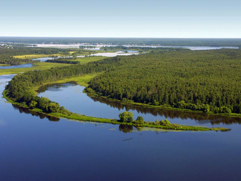 Zavidovo National Park - photo of russia