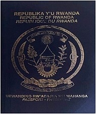 Rwandan passport
