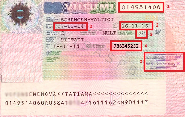Фото Испанская Виза | получение визы в Испанию онлайн