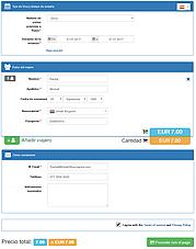 Una muestra del formulario de seguro en Rusia: los datos de carácter personal